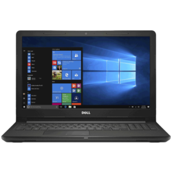 Dell Inspiron 15 3000 Series Core i3 7th Gen - (4 GB/1 TB HDD/Windows 10 Home) 3567 Laptop  (15.6 inch, Black, 2.25 kg)