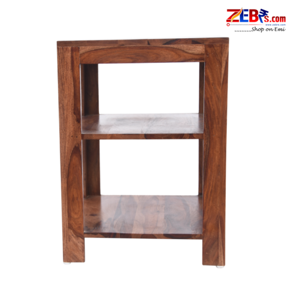 Bedside Table for Bedroom | Wooden Side End Table |Sheesham Wood