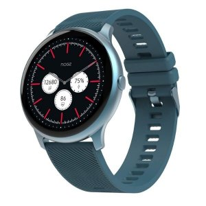 Noise NoiseFit Evolve Full Touch Control Smart Watch with AMOLED Display - Dusk Blue