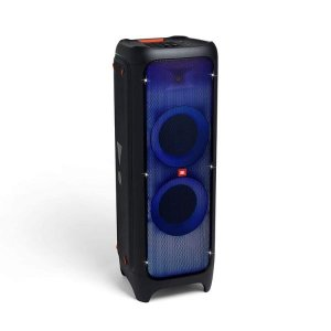 JBL Partybox 1000 Powerful Bluetooth Party Speaker with DJ Launchpad, Full Panel Light Effects & Air Gesture Wristband (1100Watt, Black)