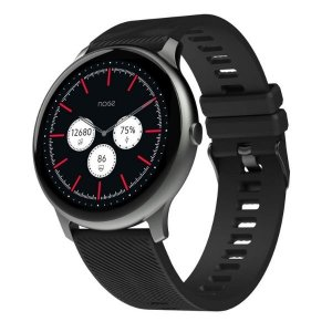 Noise NoiseFit Evolve Full Touch Control Smart Watch with AMOLED Display - Slate Black