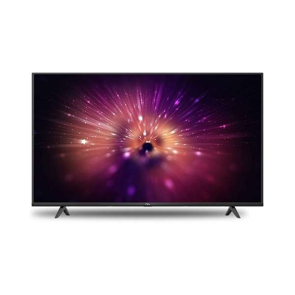 TCL 108 cm (43 inches) 4K Ultra HD Certified Android Smart LED TV 43P615 (Black)