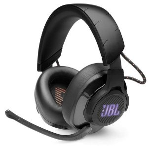 JBL Quantum 600 Wireless Over-Ear Performance Gaming Headset with QuantumSurround, Lossless 2.4GHz Wireless Connectivity,14 Hrs Battery Life(Black)