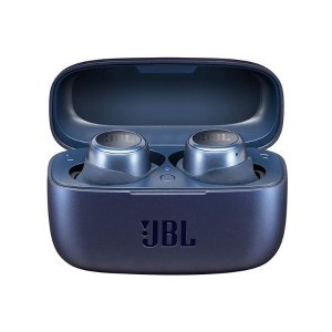 JBL Live 300TWS True Wireless in-Ear Headphones with 20 Hours Playtime, Built-in Voice Assistant & Bluetooth 5.0 (Blue) (JBLLIVE300TWSBLU)