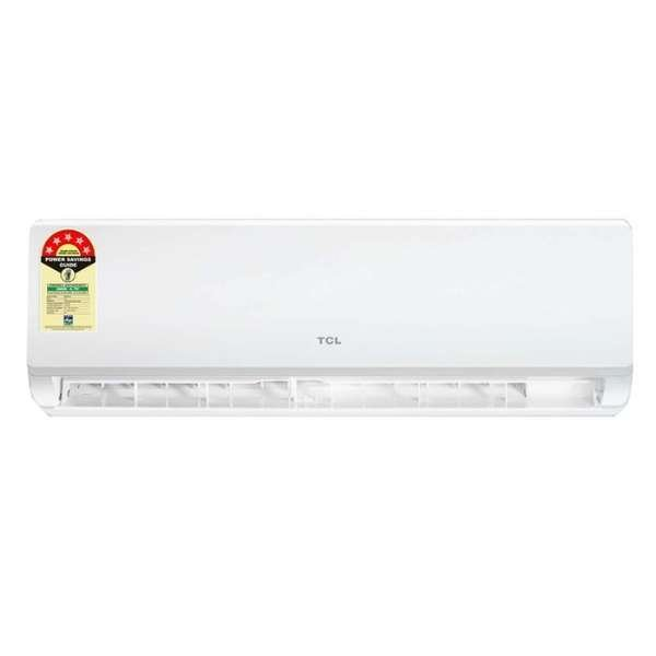 TCL Elite iECO 1.5 ton 5 Star AI Ultra-Inverter wi-fi enabled Split AC (Copper, TAC-18CSD/V5S, White, Smart Connectivity)