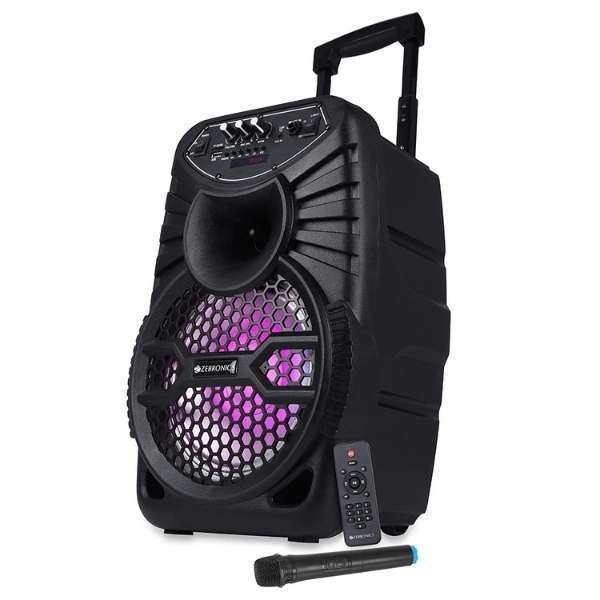 SPK-ZEB-100 ZEBRONICS Bluetooth Trolley Speaker (Moving Monster X8L)