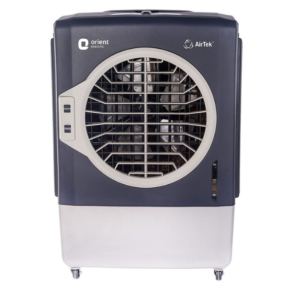 Orient Electric Airtek AT602PM 52-Litre Air Cooler (White/Grey)