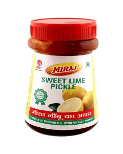 Sweet  Lime  Pickle   250g
