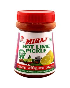Hot Lime Pickle 250g