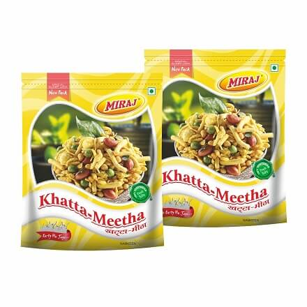 Khatta Meetha Pack Of (400g X 2)