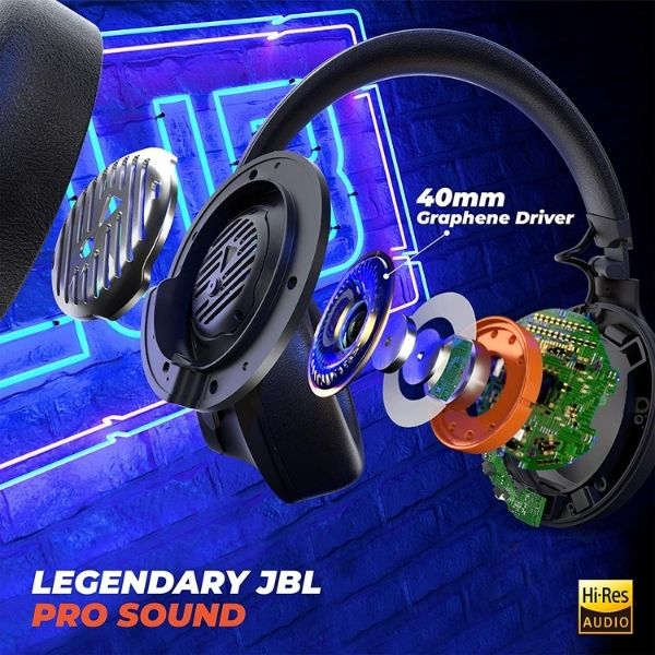 Club One headphone inner structure