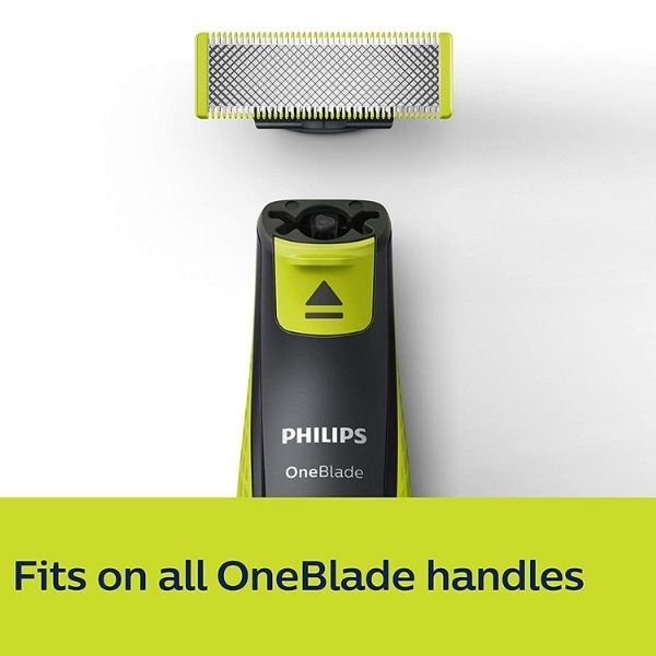 Philips QP220/50 Runtime: 0 min Trimmer for Men  (Yellow, Black)
