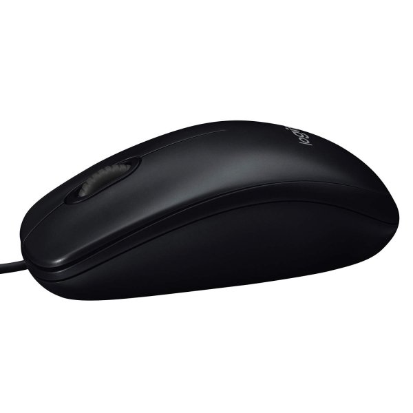 Logitech M90 Wired USB Mouse, 1000 DPI Optical Tracking
