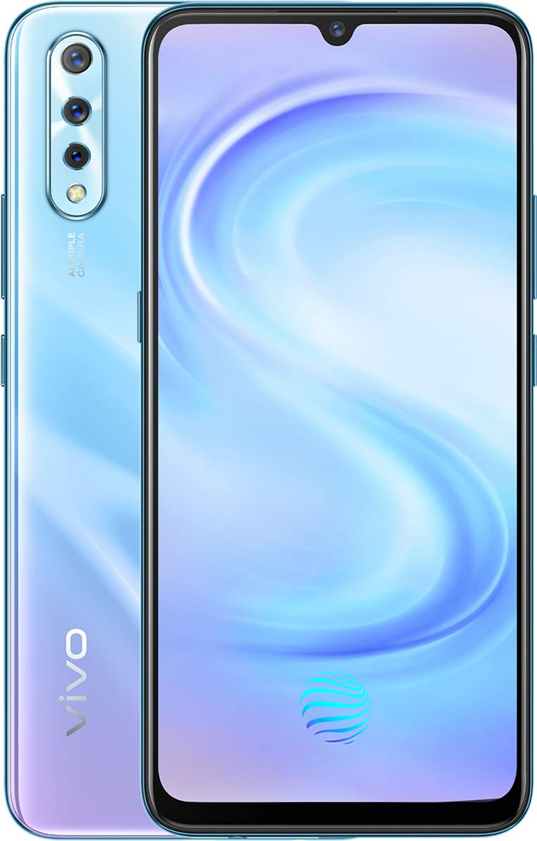 Vivo S1 (Skyline Blue, 128 GB)  (6 GB RAM)Bajaj No Cost EMI