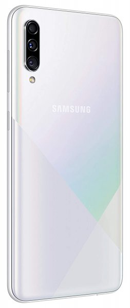 Samsung Galaxy A30s (Prism Crush White, 4GB RAM and 128GB)