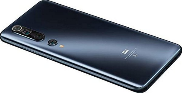 Mi 10 (Twilight Grey, 8GB RAM, 128GB Storage) - 108MP Quad Camera, SD 865 Processor, 5G Ready