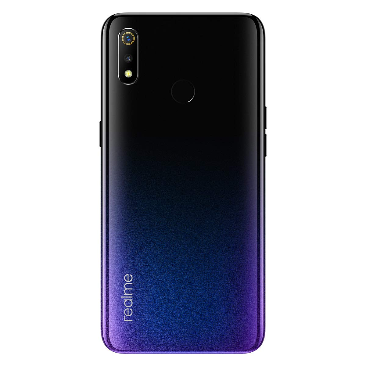 Realme 3 (Dynamic Black, 3GB RAM, 64GB Storage)