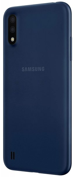 Samsung Galaxy M01 (Blue, 3GB RAM, 32GB Storage)