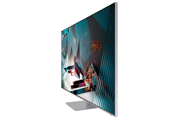 Samsung 208 cm (82 inches) 8K Smart QLED TV QA82Q800TAKXXL (Eclipse Silver)