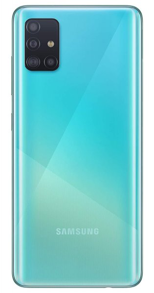 Samsung Galaxy A51 (Blue, 8GB RAM, 128GB Storage)