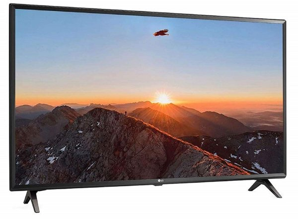 LG 123 cm (49 Inches) 4K UHD LED Smart TV 49UK6360PTE (Black)