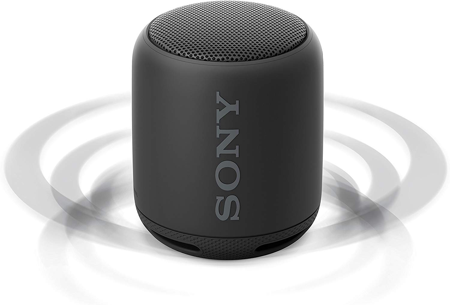 Sony SRS-XB10 EXTRA BASS Portable Splash-proof Wireless Speaker with Bluetooth and NFC (Black)