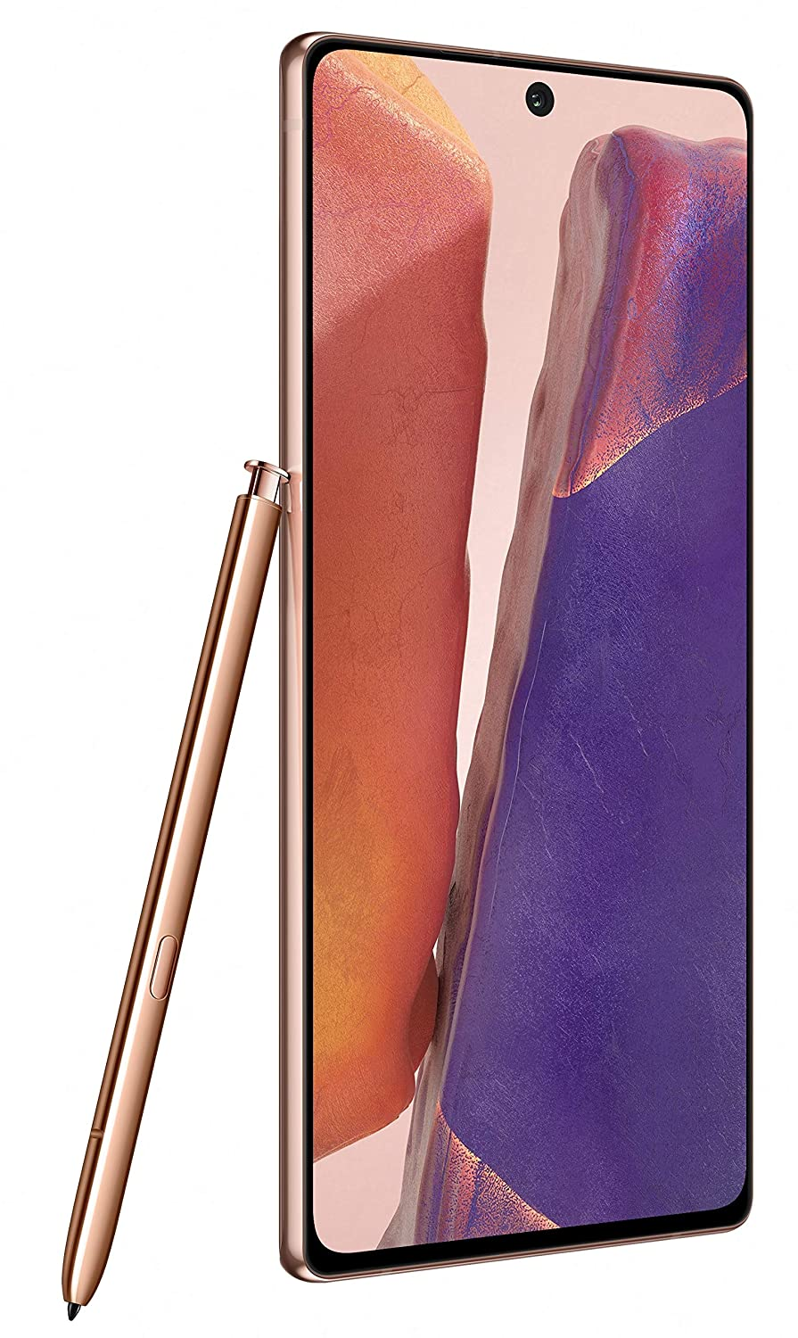 Samsung Galaxy Note 20 (Mystic Bronze, 8GB RAM, 256GB Storage)