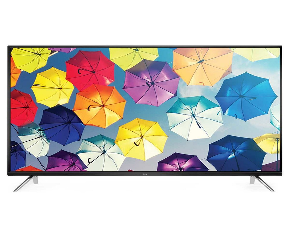 TCL 40S6500FS 40 Inch 101cm Smart 4K Full HD LED LCD TV