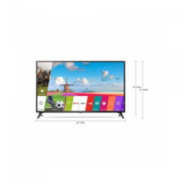 "LG 108 cm 43"" Full HD LED Smart TV 43LJ554T"
