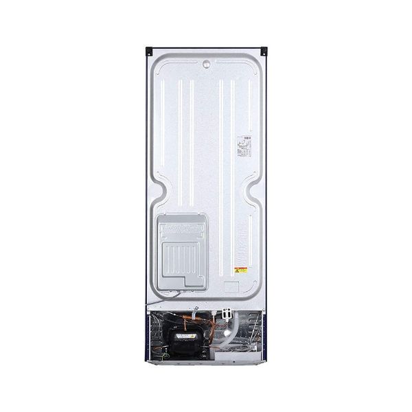 LG 284 L 3 Star Inverter Linear Frost-Free Double Door Refrigerator (GL-T302RPZ3, Shiny Steel, Convertible)