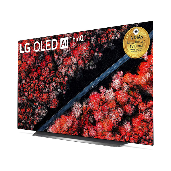 LG 164 cms (65 inches) 4K Ultra HD Smart OLED TV OLED65C9PTA | With Built-in Alexa (PCM Black)