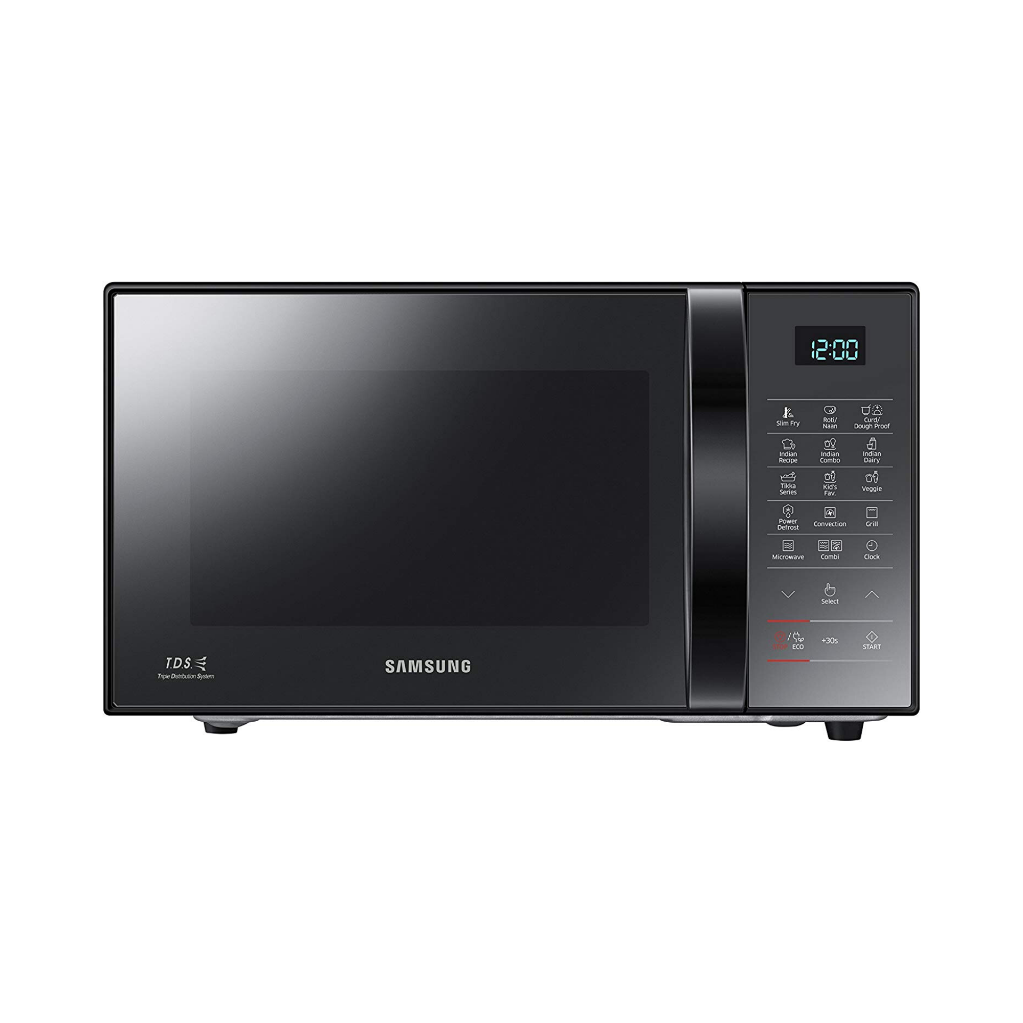 Samsung 21 L Convection Microwave Oven (CE78JD-M_TL, Black)