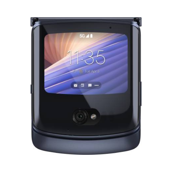 Motorola Razr 5G (Polished Graphite, 256 GB)  (8 GB RAM)