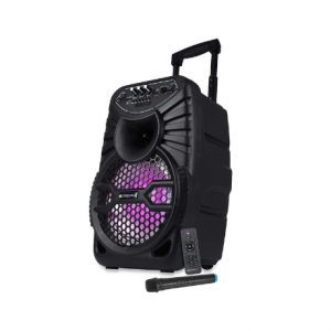 Zebronics ZEB-100 Moving Monster X8L Bluetooth Trolly Party Speaker