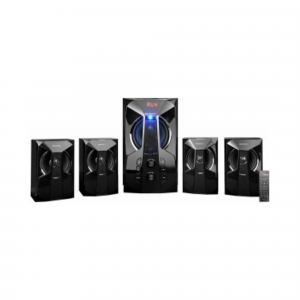 Zebronics Spk-Zen 4.1 Channel Home Audio System Pc Speakers (Black)