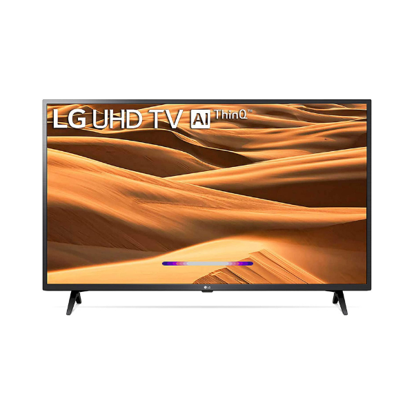 LG 108 cms (43 inches) 4K Ultra HD Smart LED TV 43UM7300PTA | With Built-in Alexa (PCM Black)