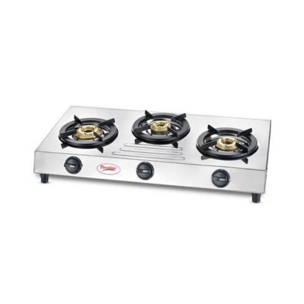 Prestige Fame Stainless Steel Gas Stove