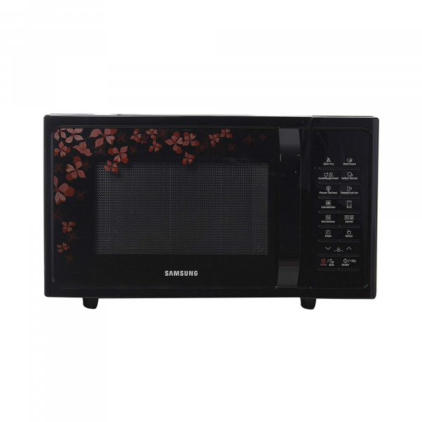 Samsung 28 L Convection Microwave Oven (MC28H5025VB/TL, Black)
