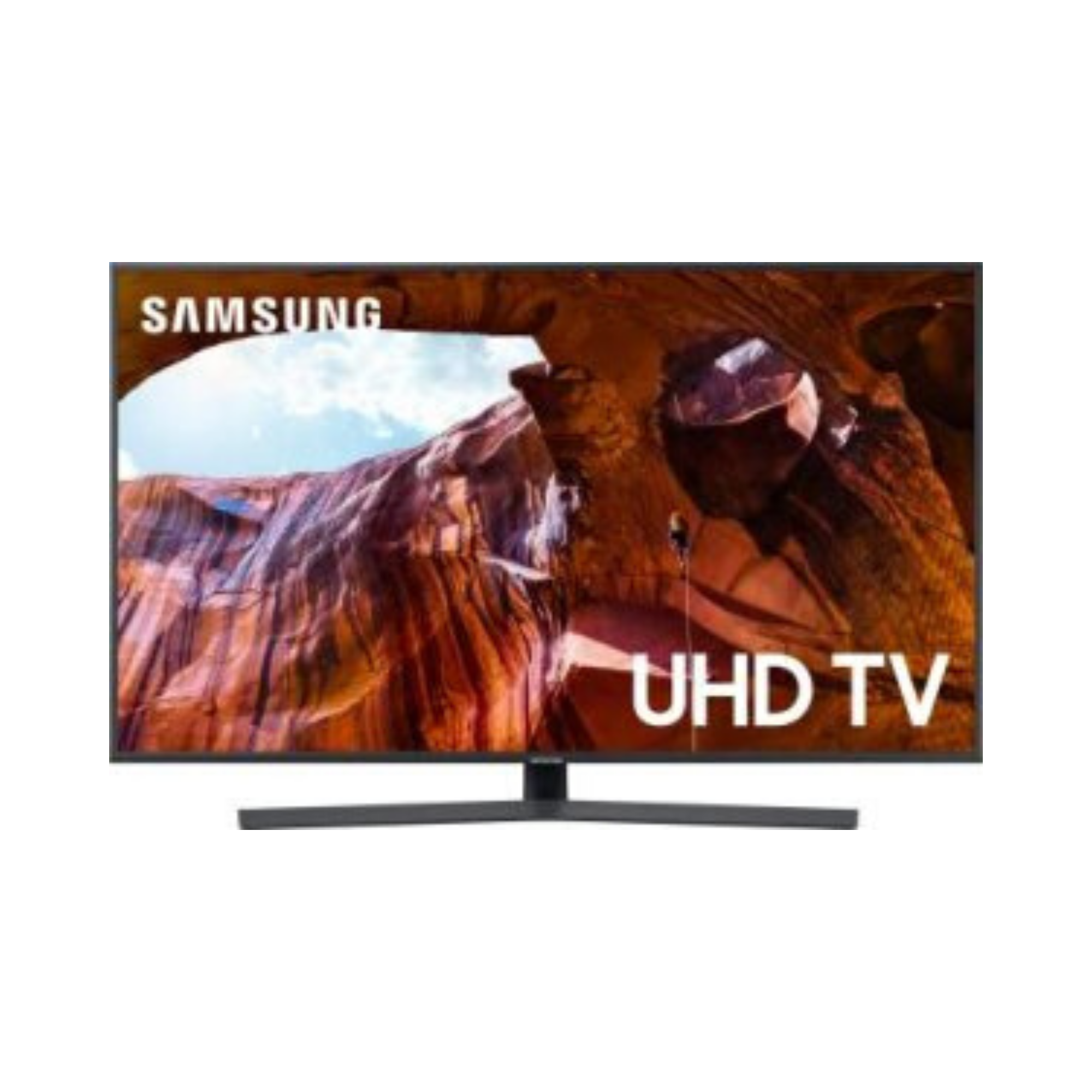 Samsung 139.7cm (55 inch) Ultra HD (4K) LED Smart TV  (UA55RU7470U)