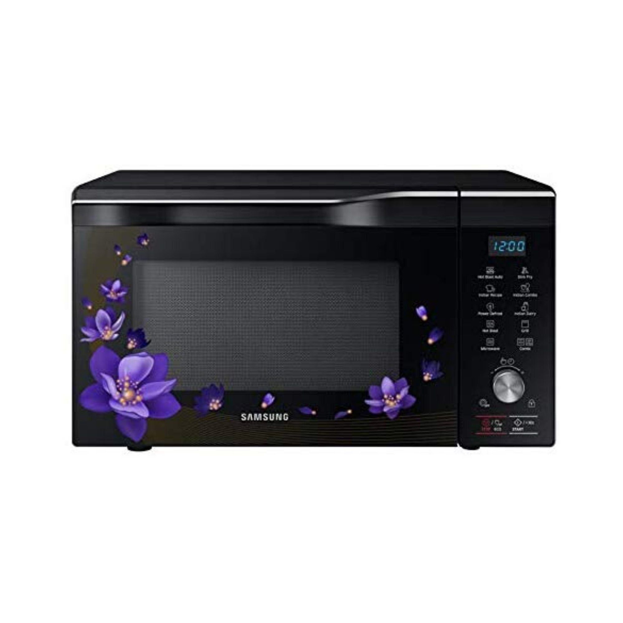 Samsung 32 L Convection Microwave Oven (MC32K7055VC/TL, Black)