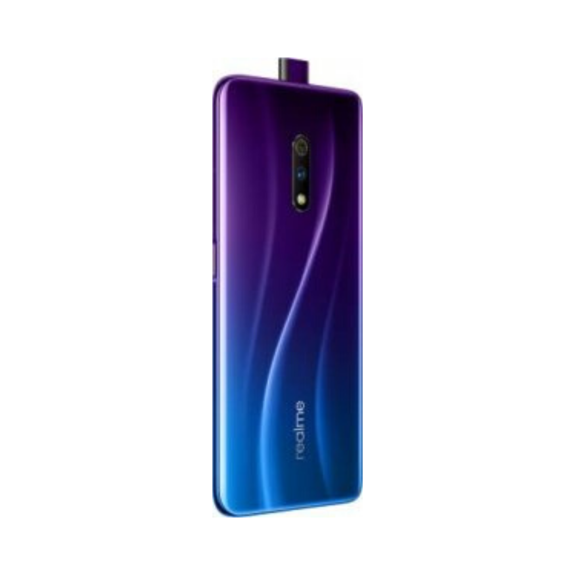 Realme X (Space Blue, 128 GB)  (4 GB RAM)