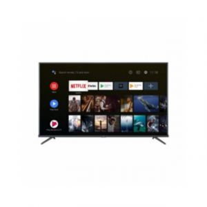TCL 163.96 cm (65 inches)  AI 4K UHD Certified Android Smart LED TV 65P8 (Black)