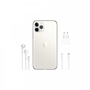 Apple iPhone 11 Pro Max (64GB) - Silver