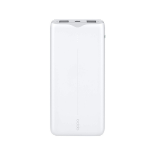 OPPO 10000mAH Fast Charge Li-Polymer Power Bank (White)