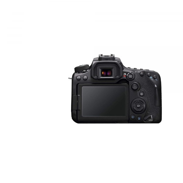 Canon 90D Digital SLR Camera [Body Only], Black