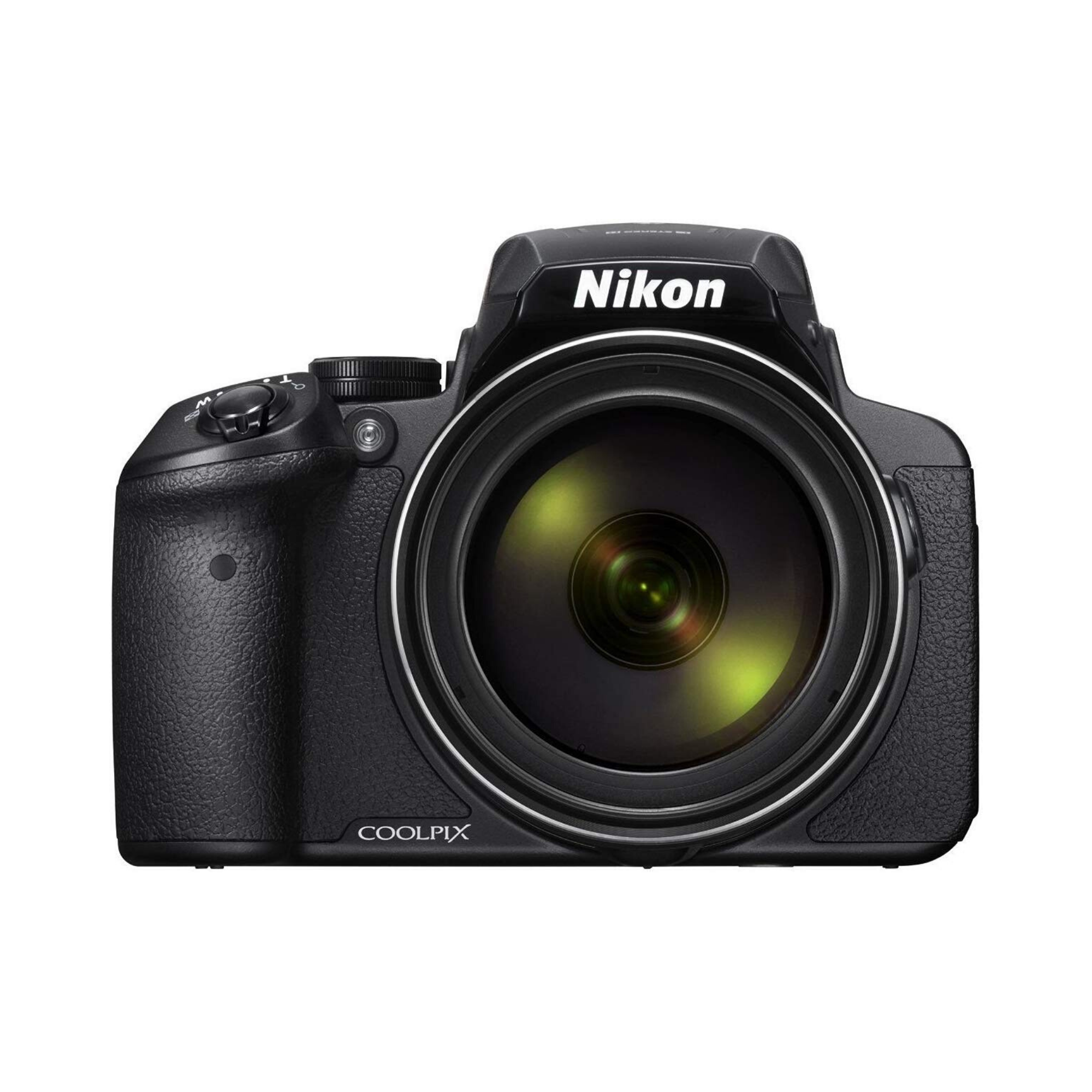 Nikon Coolpix P900 16.0MP Point and Shoot Camera (Black)