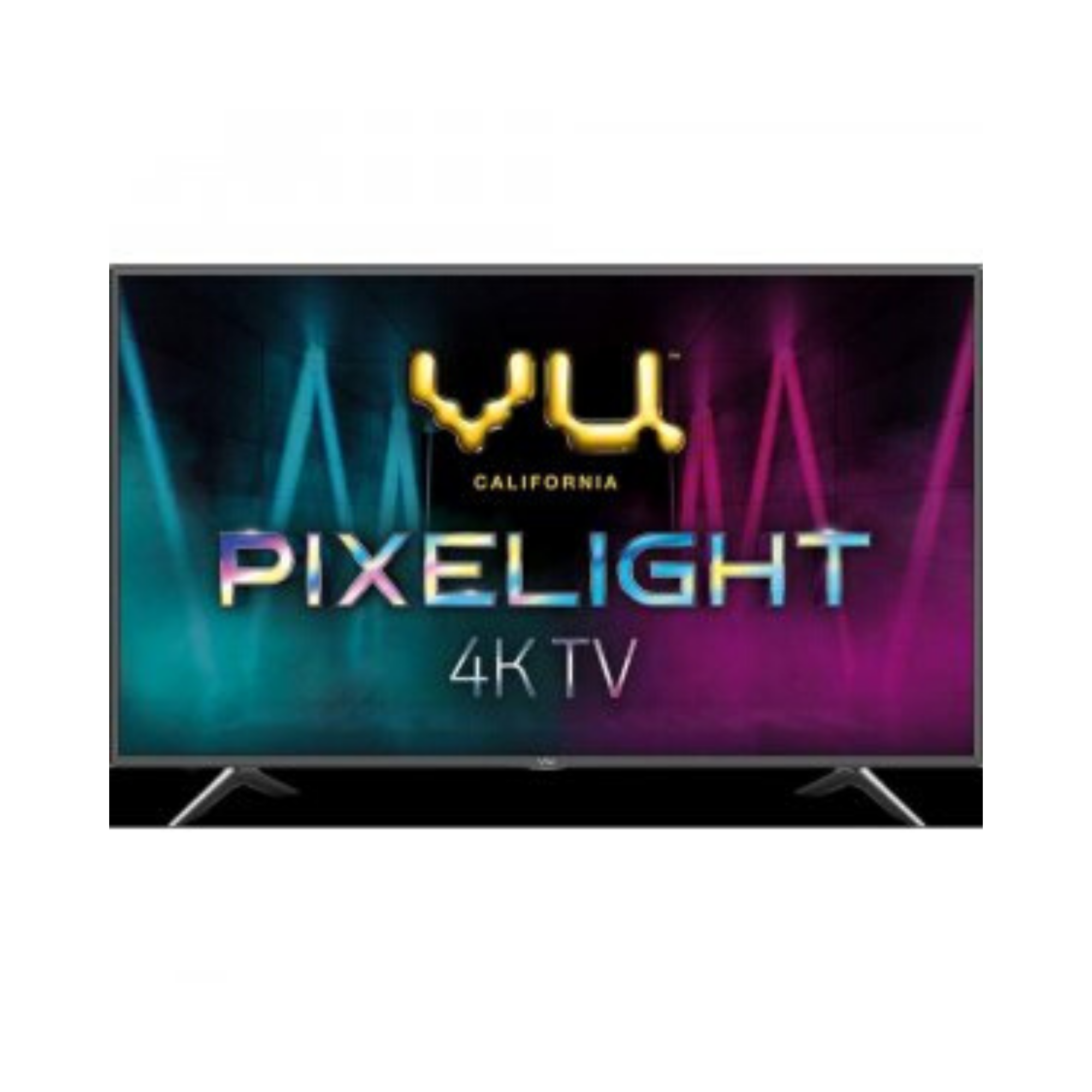 VU 163 cm (65 Inches) 4K Ultra HDR Smart LED TV 65BPX (Black) (2019 Model)