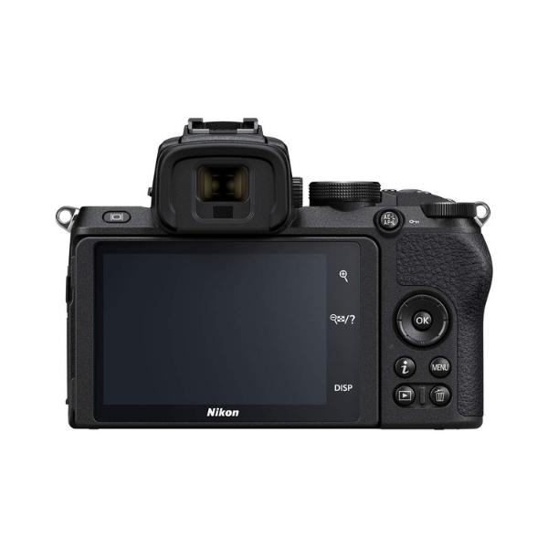 Nikon Z50 Mirroless Camera Body with NIKKOR Z DX 16-50mm f ...