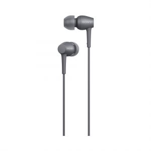Sony IER-H500A in-Ear Headphones with Mic (Black)
