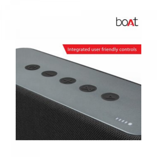 boAt Aavante 15 Wireless Bluetooth Home Audio Speaker Black